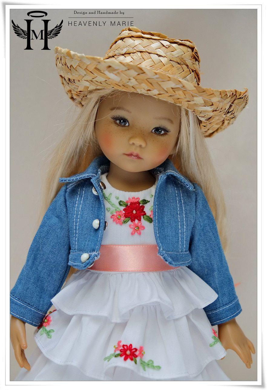 Pin von Ирина auf Одежда для кукол | Pinterest