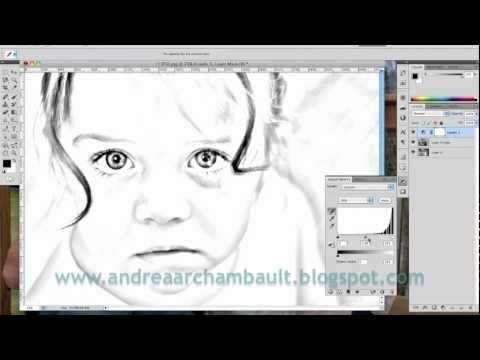 Photos to Coloring Pages. DIY Photo Coloring Book Tutorial ...