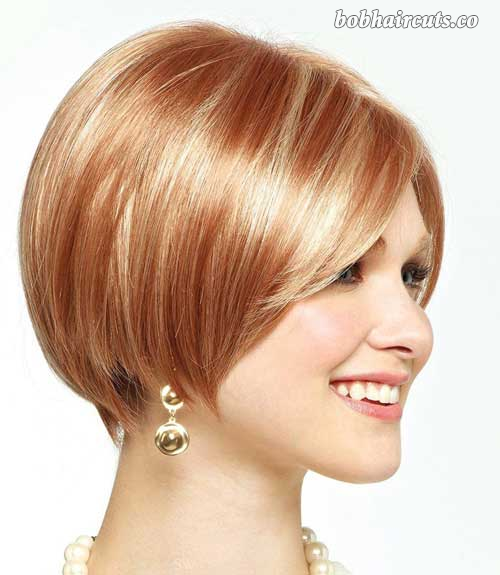 Strawberry Blonde Bob Hairstyles Bobhaircuts Hairstyles