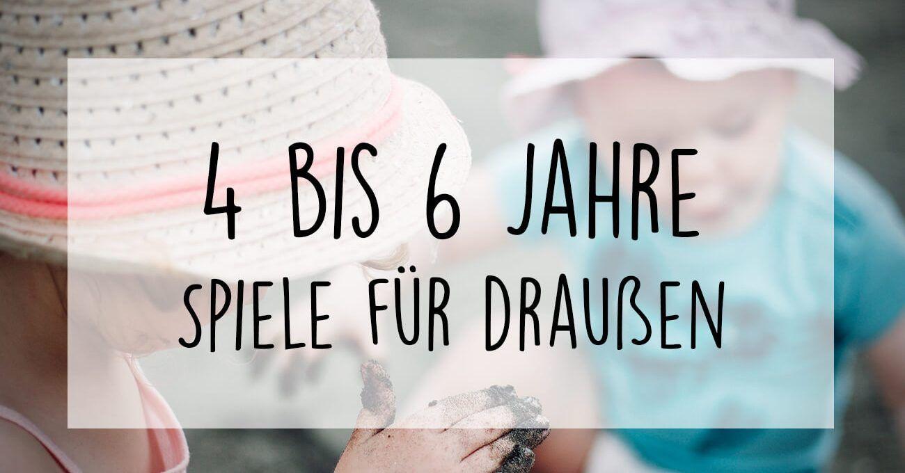 Photo of Geburtstagsspiele für 4 – 6 Jährige draußen   FRECHER FRATZ