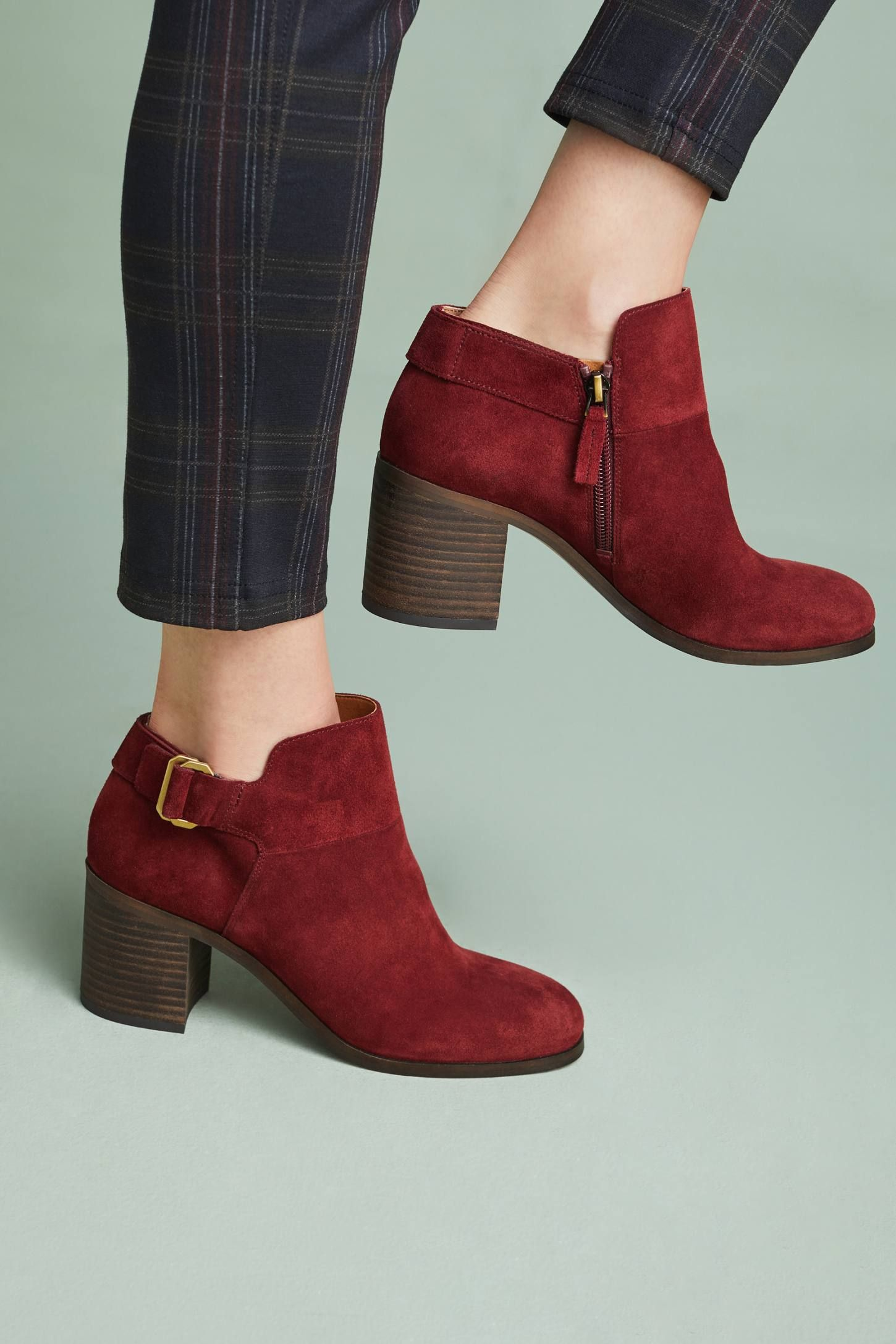 eed3ee7e584b Sarto by Franco Sarto Madison Ankle Boots