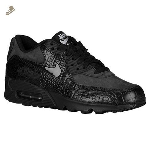 hot sales 140d8 a3ab5 Nike Womens Wmns Air Max 90 PRM, Reptile-BLACKBLACK-MTLLC SILVER-VOLT,  5.5 M US - Nike sneakers for women (Amazon Partner-Link)  Sneakers