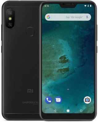 Xiaomi Mi A2 Lite 4g Phablet Global Version Black 3gb Ram 32gb Rom Cell Phones Sale Price Reviews Gearbest T Mobile Phones Xiaomi Phablet