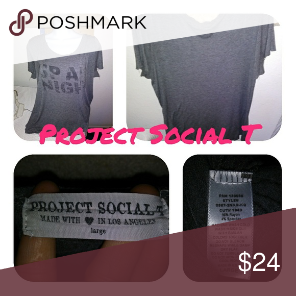 Project Social T Womens Lizzie Romper