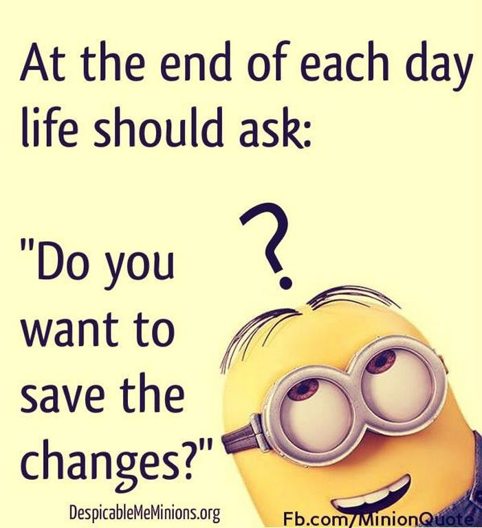 Thursday Minions Funny Quotes Of The Day 054438 Pm Thursday 19
