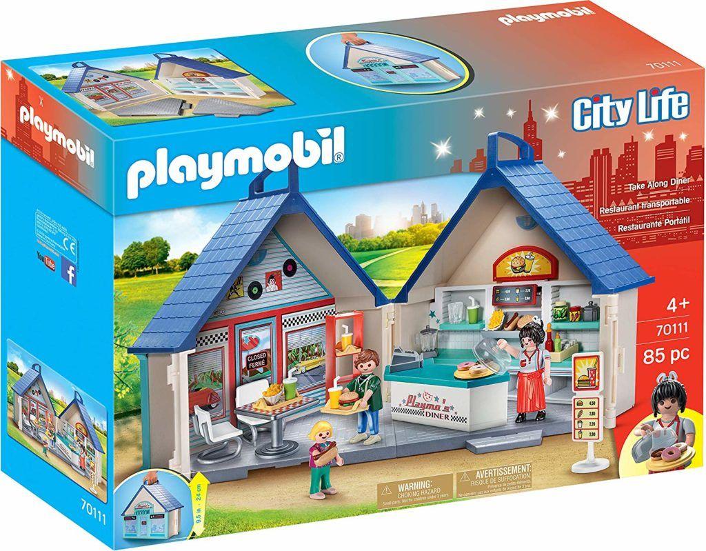 Playmobil Take Along Diner Just Slashed Playmobil Diner Playset