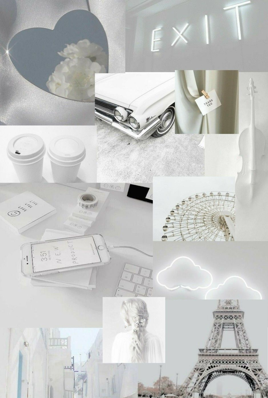 White Aesthetic Iphone Wallpaper Tumblr Aesthetic Aesthetic Desktop Wallpaper Aesthetic Iphone Wallpaper