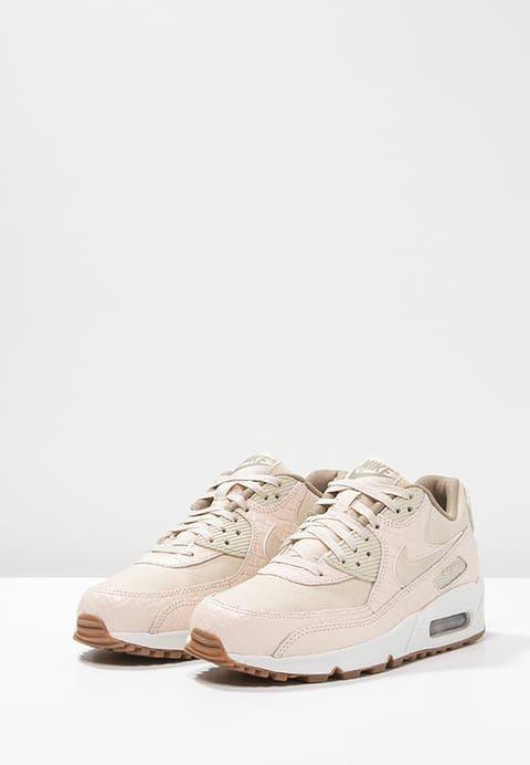 AIR MAX 90 PREMIUM - Zapatillas - oatmeal/sail/khaki. Zapatos AlegríaNike  ...