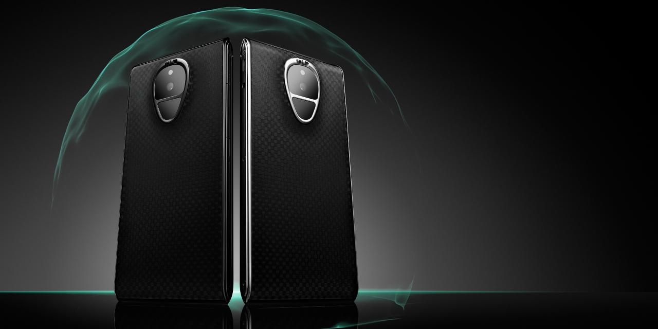 Sirin Labs Solarin Security Cell Phone