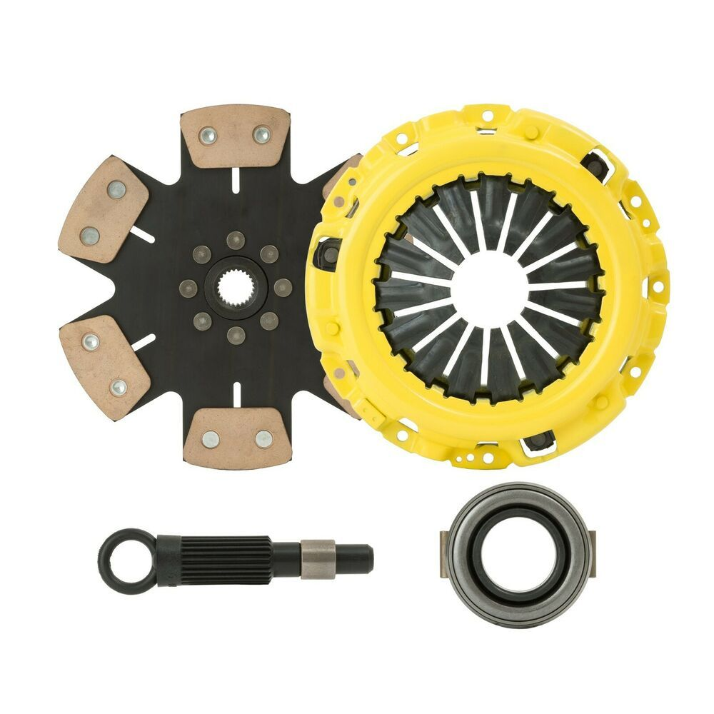 Ad eBay) CXP STAGE 4 CLUTCH KIT Fits 75-89 NISSAN 280Z 280ZX 2+2