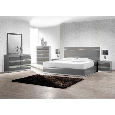 Orren Ellis Moumoune Platform Configurable Bedroom Set In 2021 Furniture Bedroom Set 5 Piece Bedroom Set