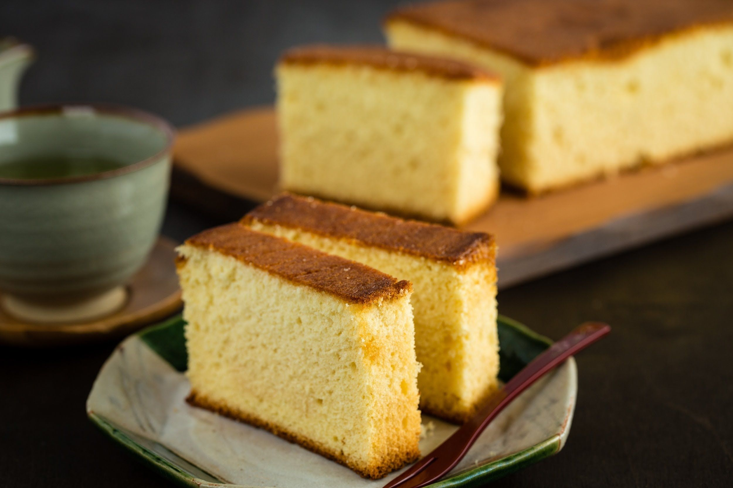 Video HOW TO Make Japanese Castella Cake, or Kasutera is