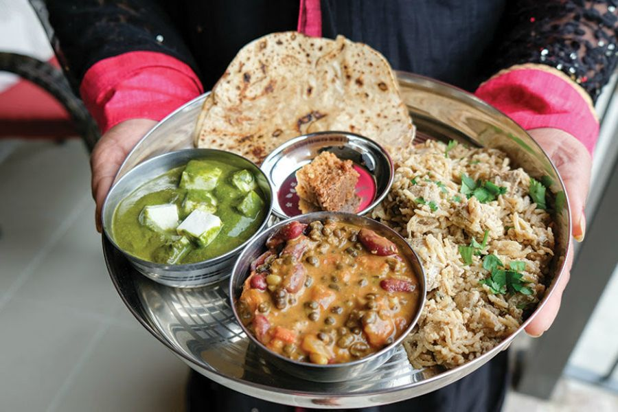 This Meal Delivery Service Is Bringing The Flavors Of The World To One City In A Special Way Meal Delivery Service Indian Food Recipes Meals