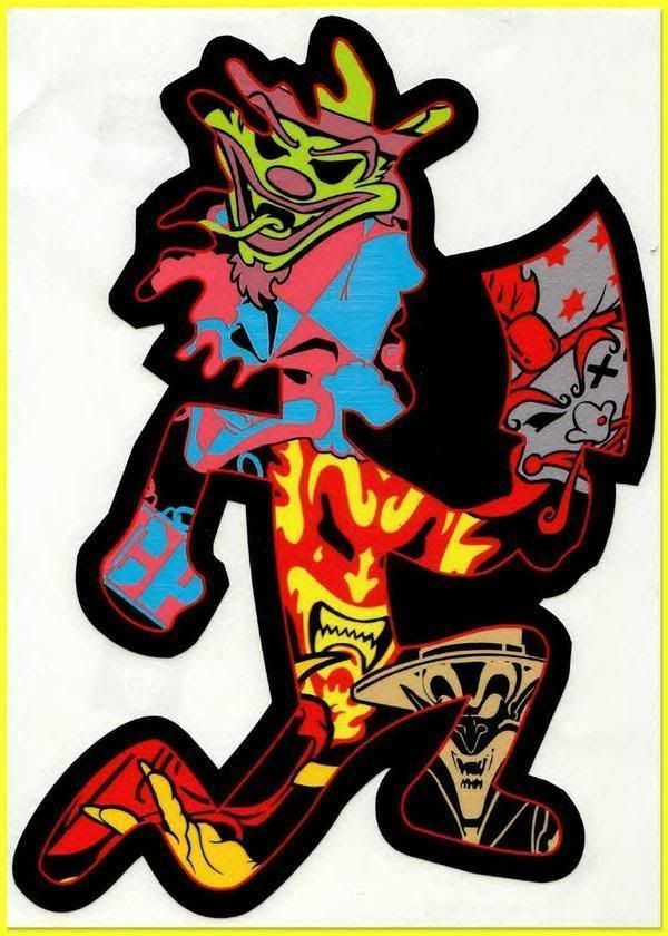 Icp Hatchetmang 600840 Welcome 2 My Twiztid And Demented
