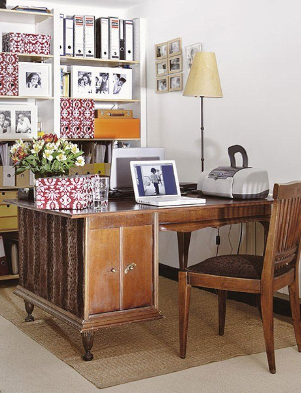 45 Charming Vintage Home Offices With Images Vintage Home