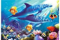 Resultado de imagen para collage de animales marinos