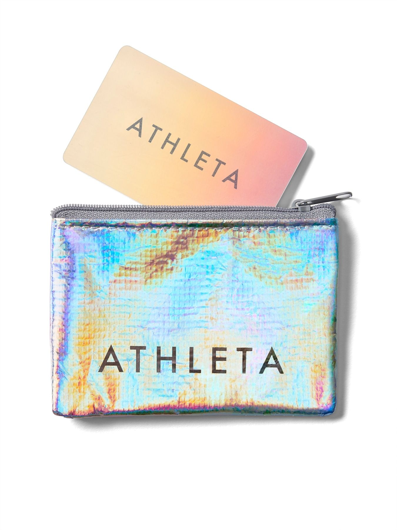 Holiday giftcard athleta clothes gift card workout