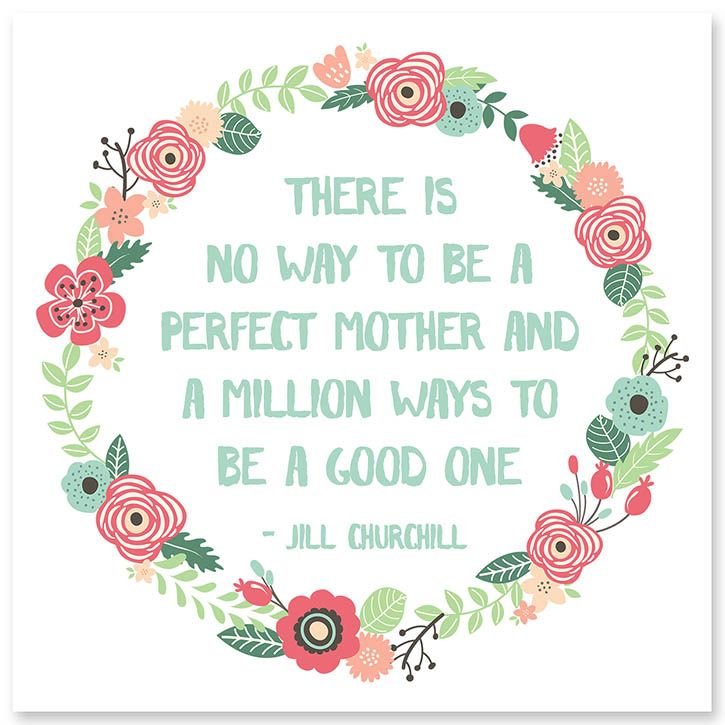5 Inspirational Quotes for Mother's Day Inspirational