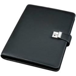 Photo of Alassio ring binder leatherette for A4 Alassio