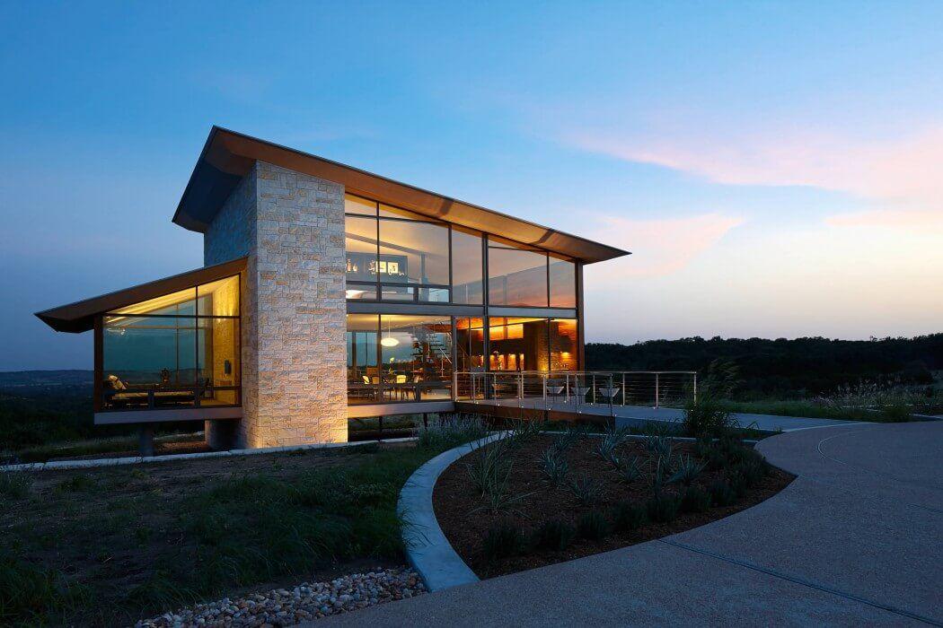 Glass House By Jim Gewinner Inspirational Homes Pinterest - Contemporary glass residence