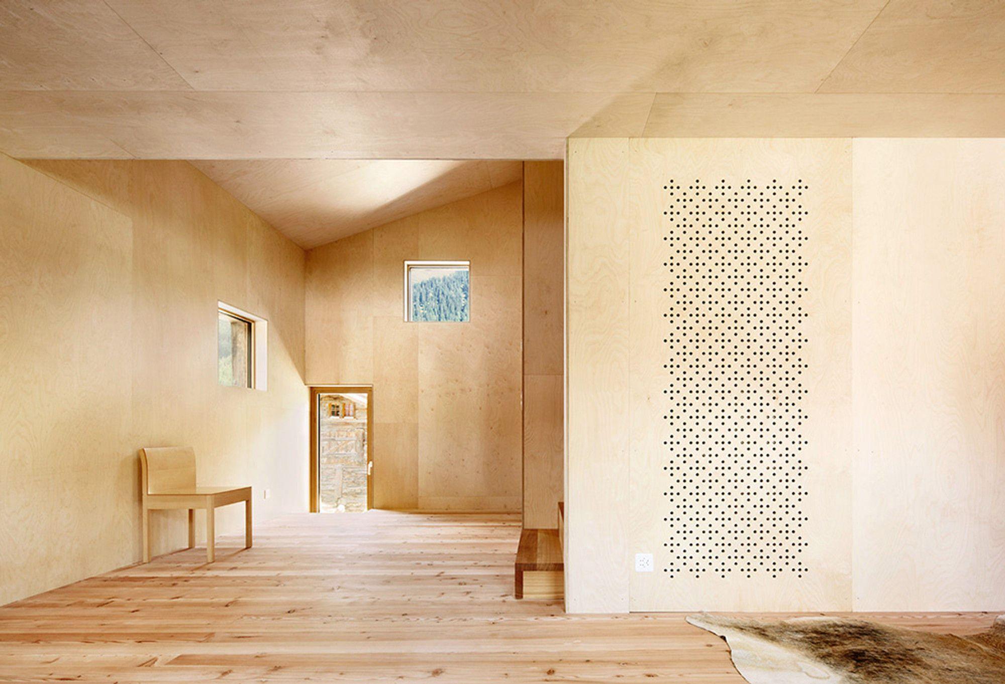 Gallery of Casa C / Camponovo Baumgartner Architekten - 13