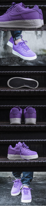 Nike Air Force 1 #Low '#Purple Stardust