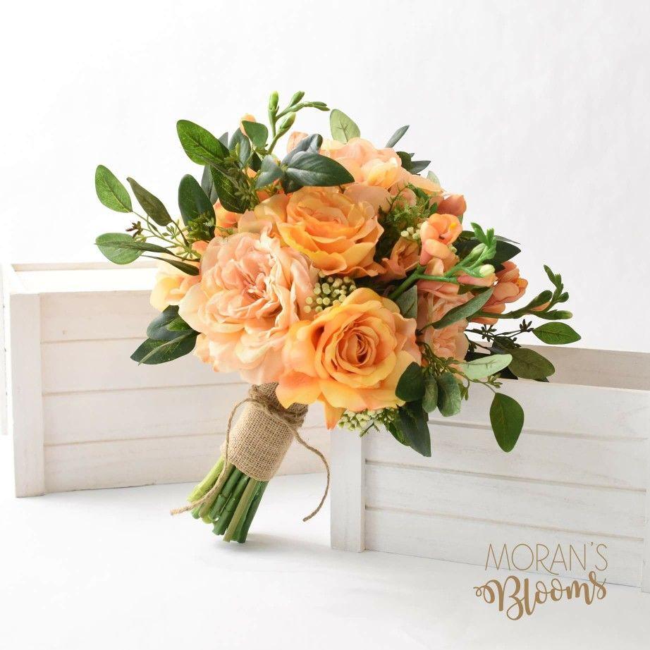 Morans Blooms Silk Floral Design Moransblooms Wedding Bouquet