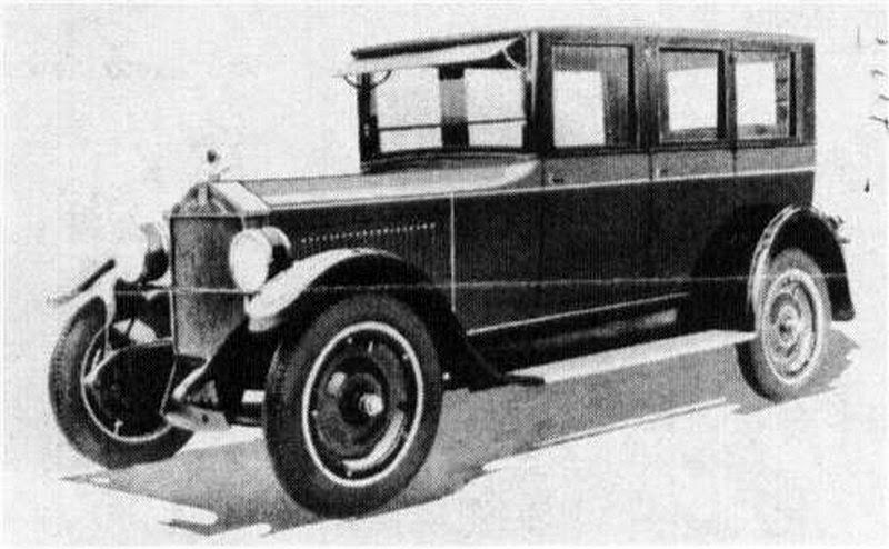 Endurance 1924 1925 endurance steam car co los