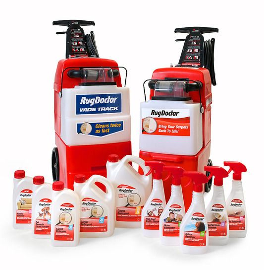 Carpet Upholstery Cleaner