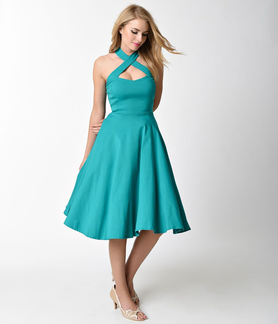 Vintage Style Dresses: 30s, 40s, 50s, and 60s   1950s style and 1950s