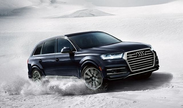 2019 Audi Q7 Colors First Drive Price Performance And