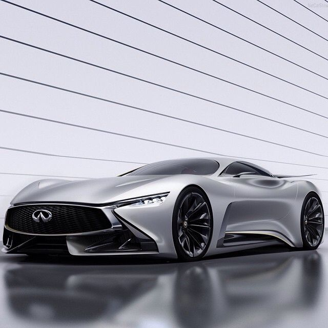 Infiniti Vision GT Thoughts