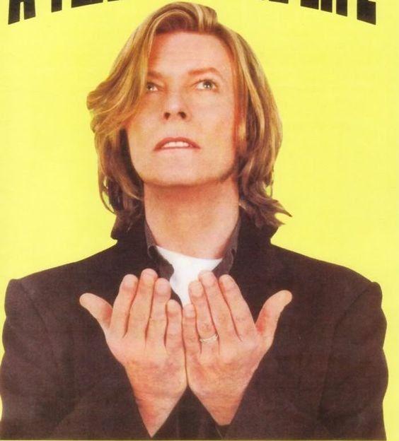 (15) ハッシュタグ #BowieForever