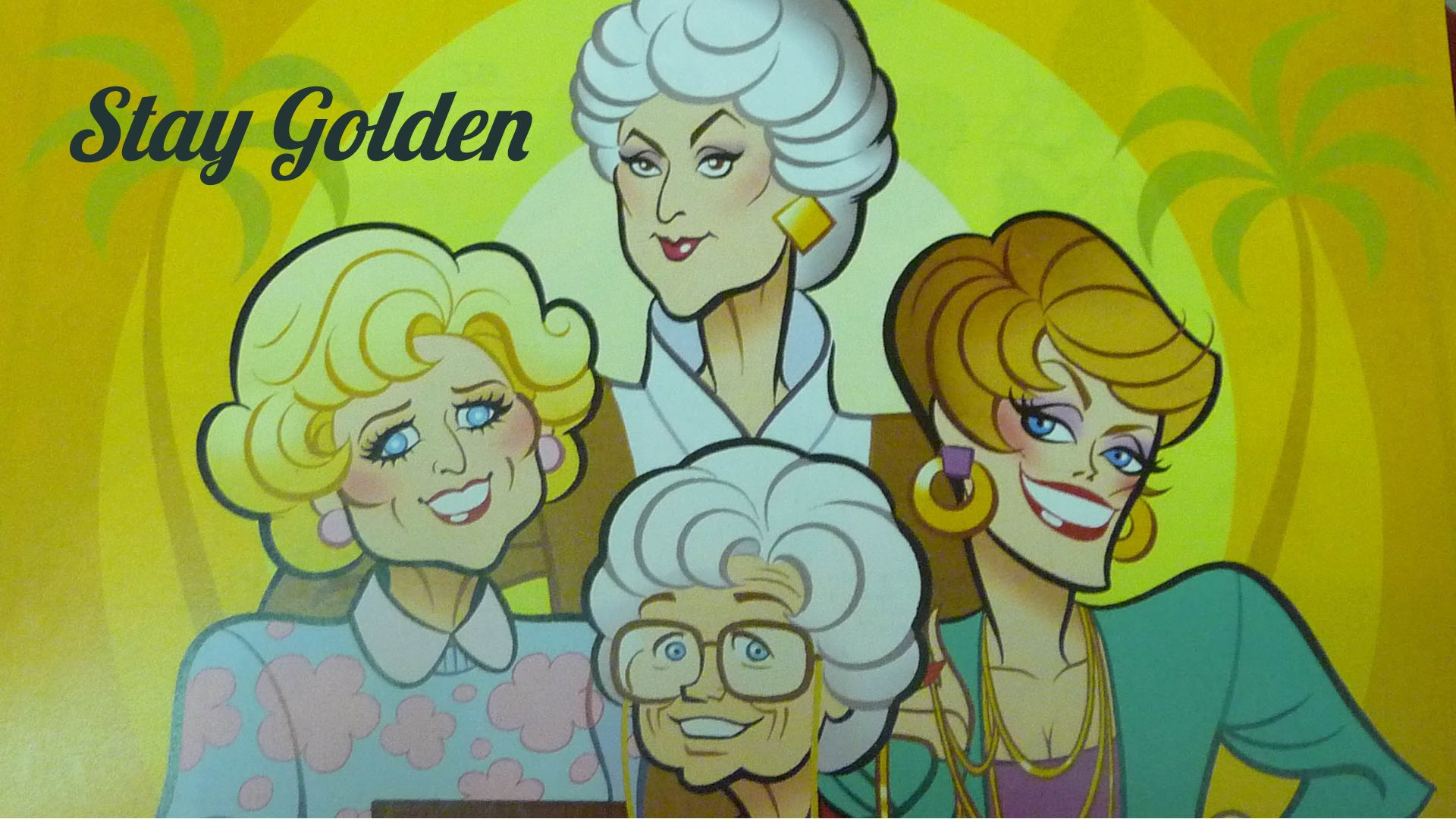 Golden Girls Wallpaper