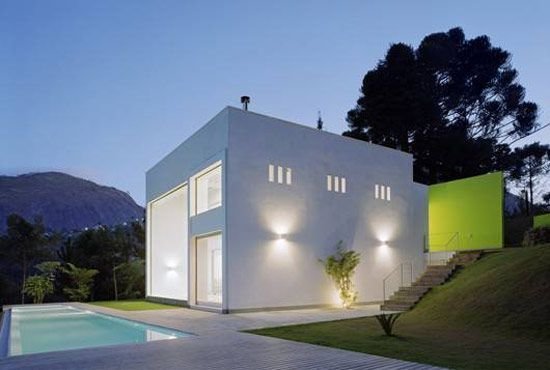 1000 images about houses on pinterest - Casa Cub Moderne