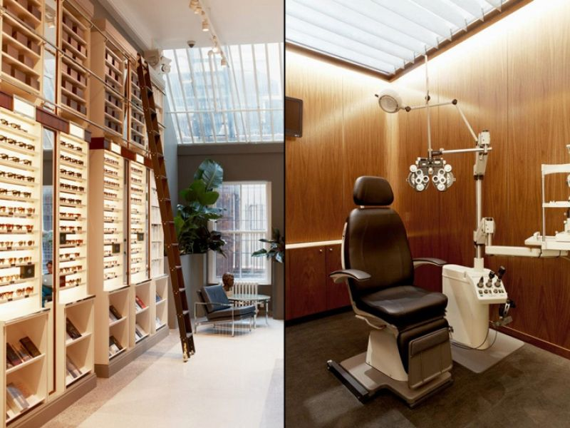 Get A Comprehensive Eye Exam For $75 @Warby Parker #health #nyc #boston