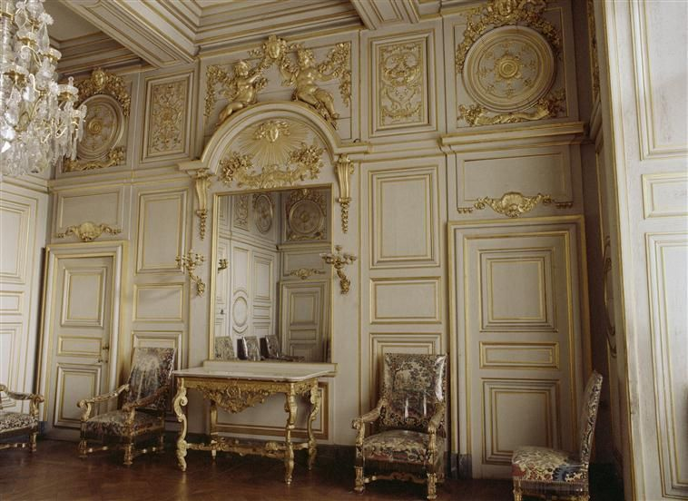 Appartements de Madame de Maintenon   Castles interior, Palace ...
