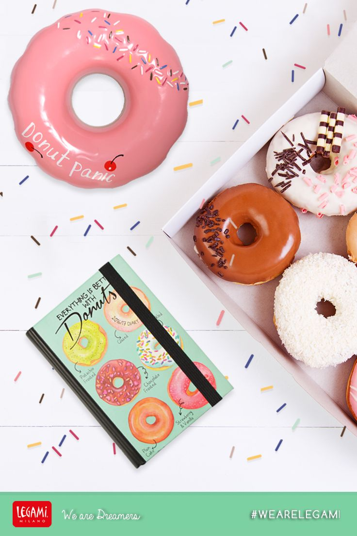 🍩 Everything is better with donuts 🍩 #wearelegami