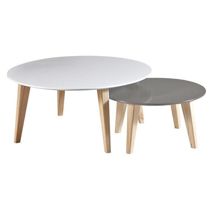 Best Kimberley 2 Piece Coffee Table Set Living Room Table 640 x 480