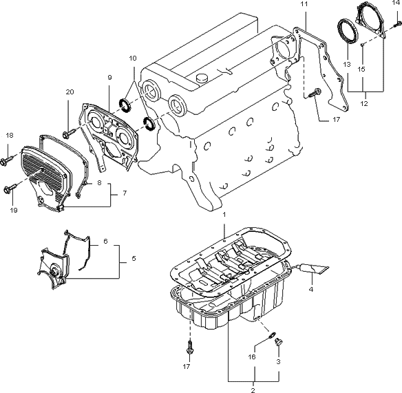 Wiring Diagram For 1997 Kia Sportage