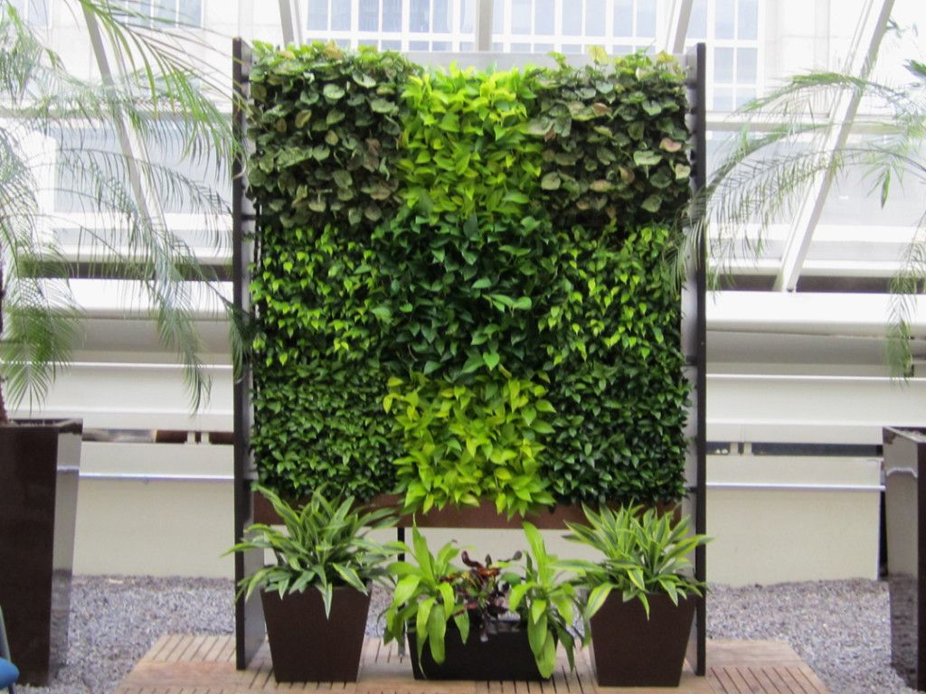 Freestanding Green Living Walls Freestanding Systems Allow You To Place  Your Green Living Wall Virtually Anywhere. They Are An Excellent  Application For