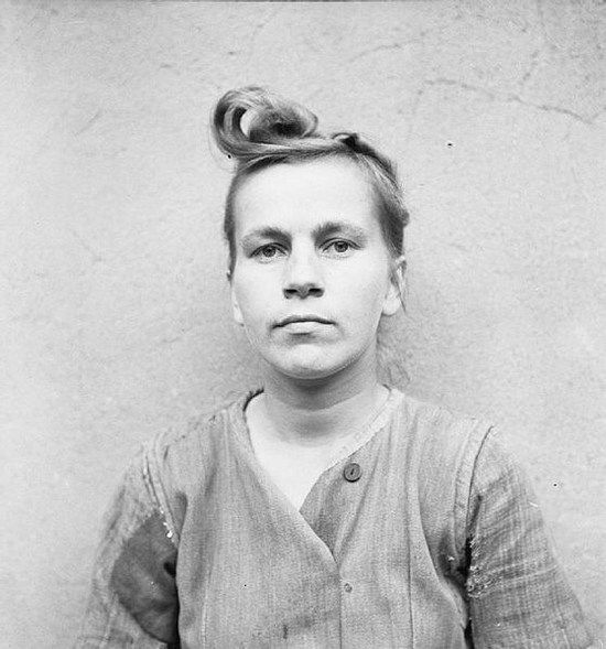 Female Nazi Concentration Camp Guards