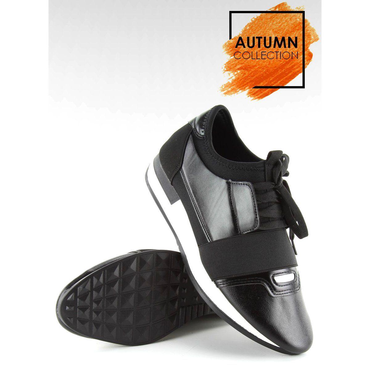 Buty Sportowe Dla Kobiet 86 173 Black Black Czarne Sneakers Shoes Balenciaga