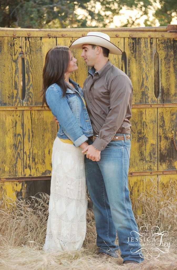 Bakersfield Country Engagements – Gina & Brandon | Blue ...