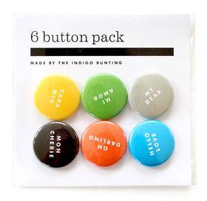 My Dear Buttons / Erin Jang