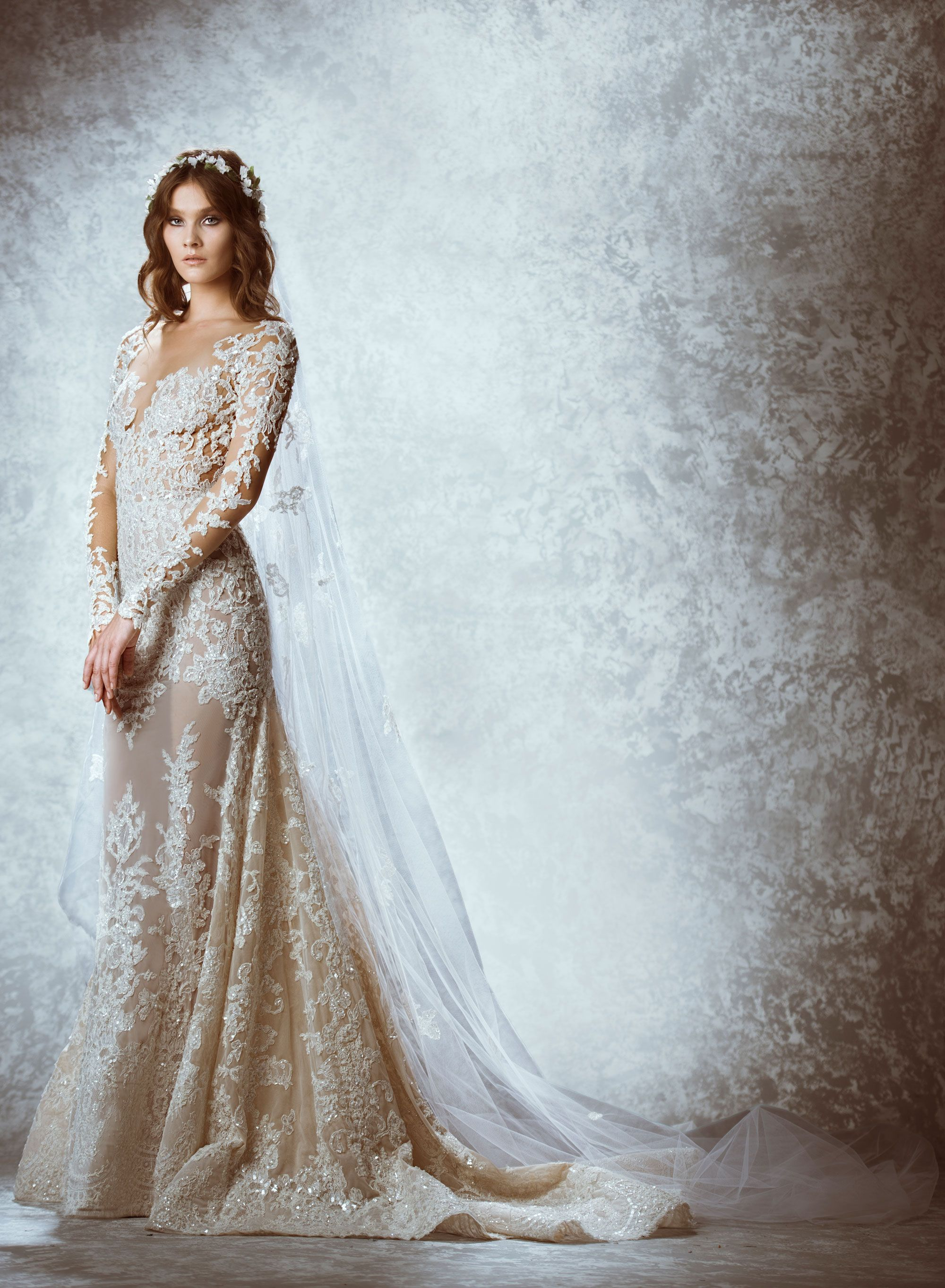 Zuhair Murad Bridal Collection Fall 2015 | wedding stuff | Pinterest ...