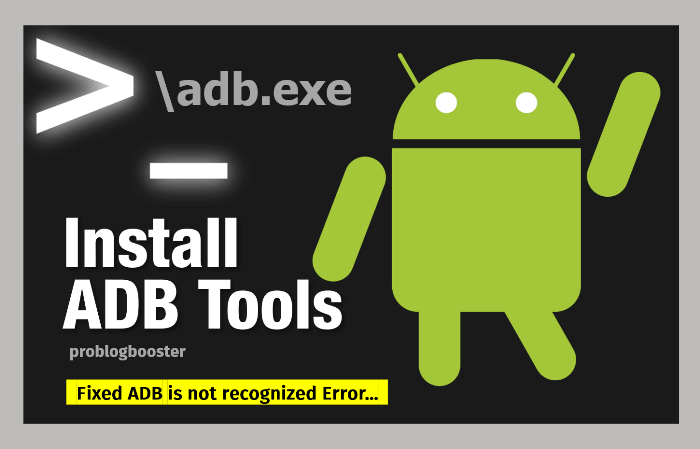 Install Latest Adb Tools On Windows Mac Linux 2020 Fixed Adb Cannot Be Recognized As Command Linux Installation Google Platform