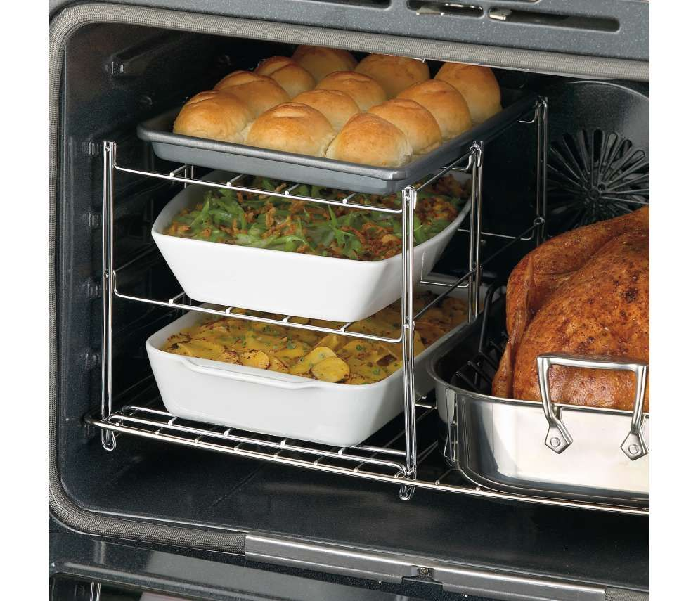 3 tier oven rack um yes please need one for Accesorios utensilios cocina