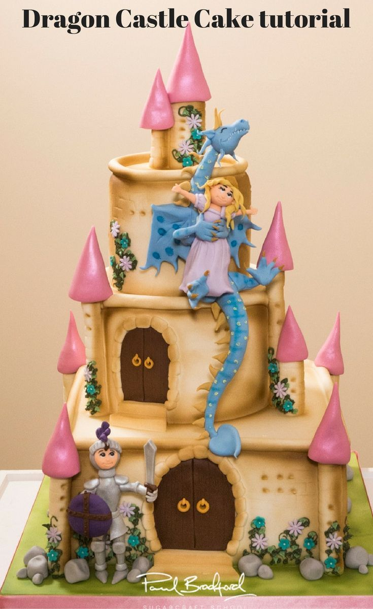 multi award winning cake decorator emma ball guides you through all of the stages of - Multi Castle Ideas