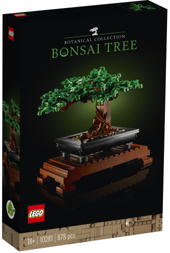 Lego Botanical Collection Unveiled With Captivating Bonsai Tree And Magnificent Flower Bouquet News The Brothers Brick Bonsai Tree Bonsai Bonsai Tree Price